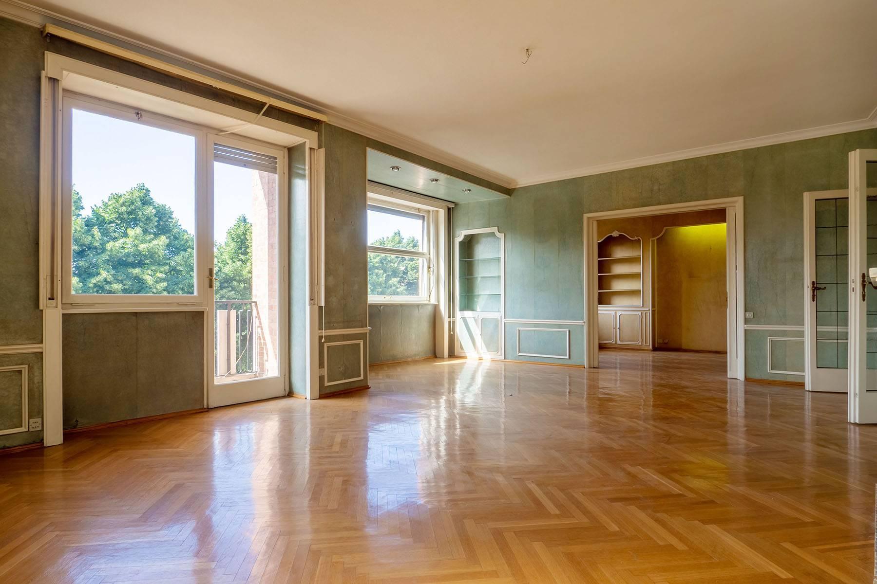 Luminoso appartamento in Piazza Adriano - 6