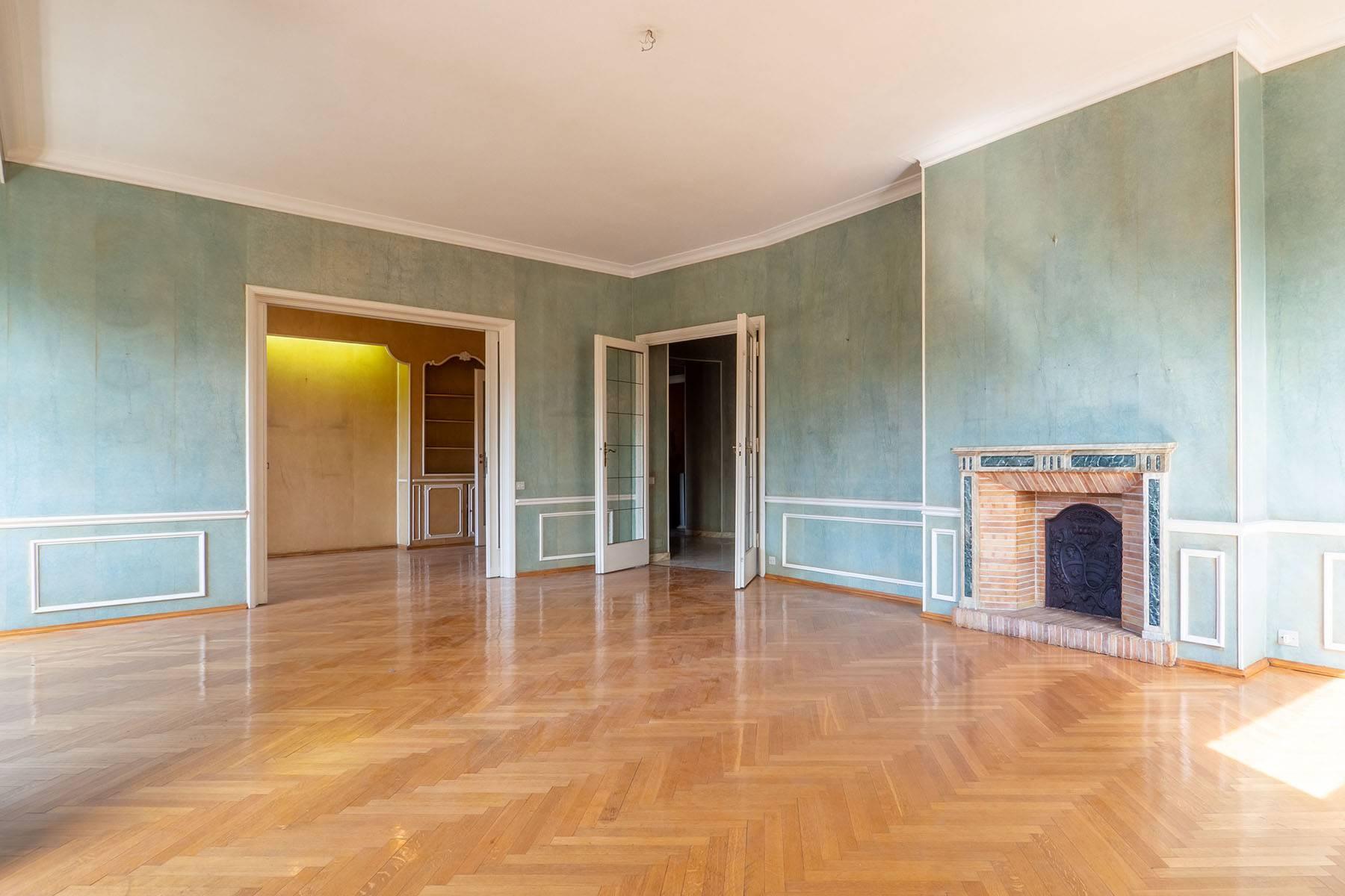 Luminoso appartamento in Piazza Adriano - 8