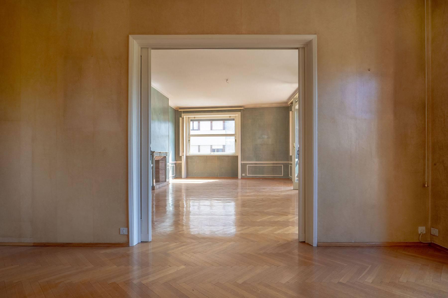Luminoso appartamento in Piazza Adriano - 11