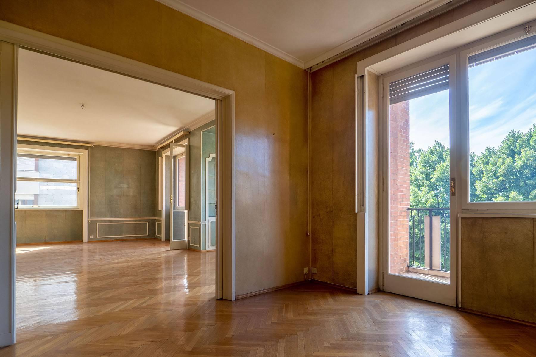Luminoso appartamento in Piazza Adriano - 15