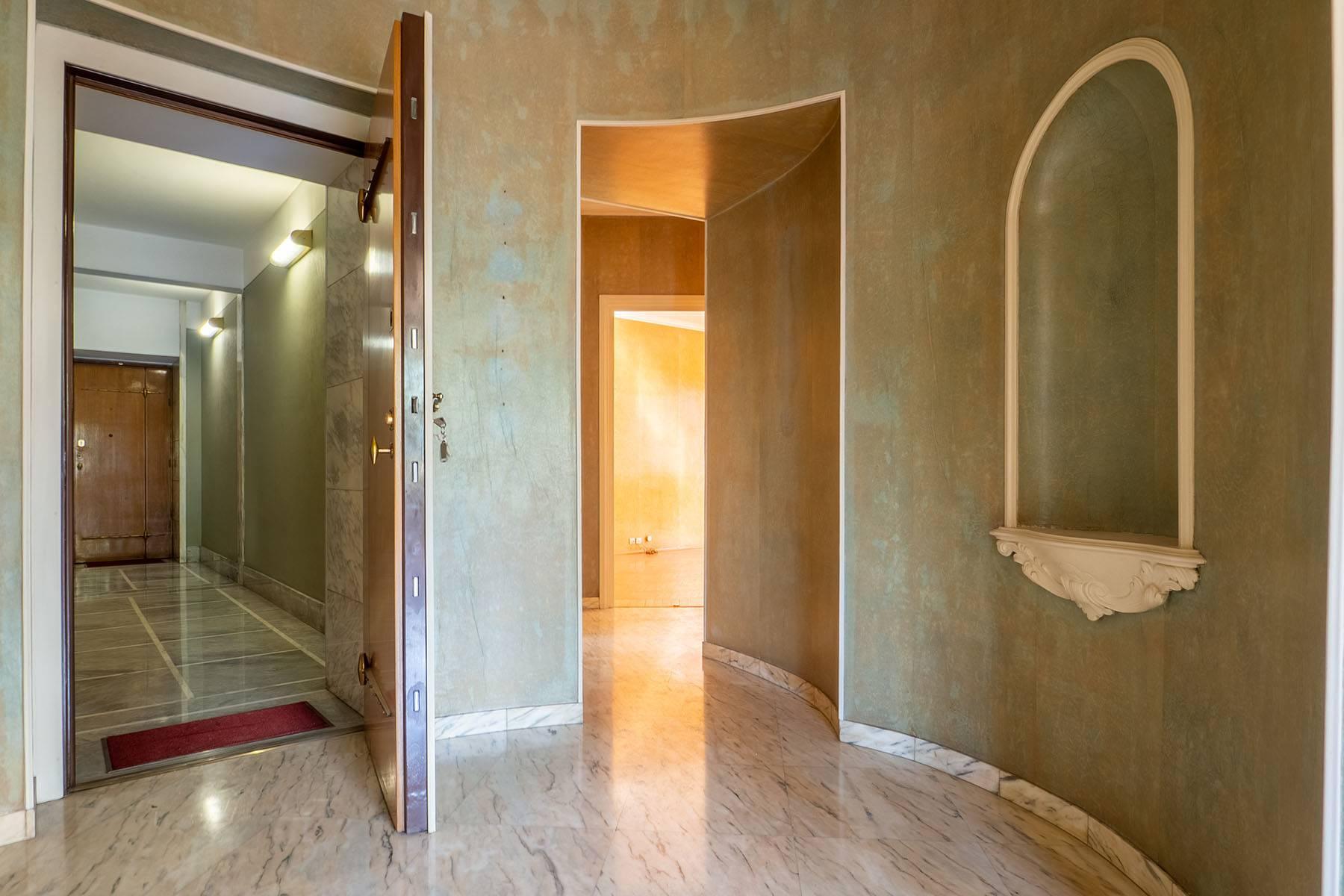 Luminoso appartamento in Piazza Adriano - 3