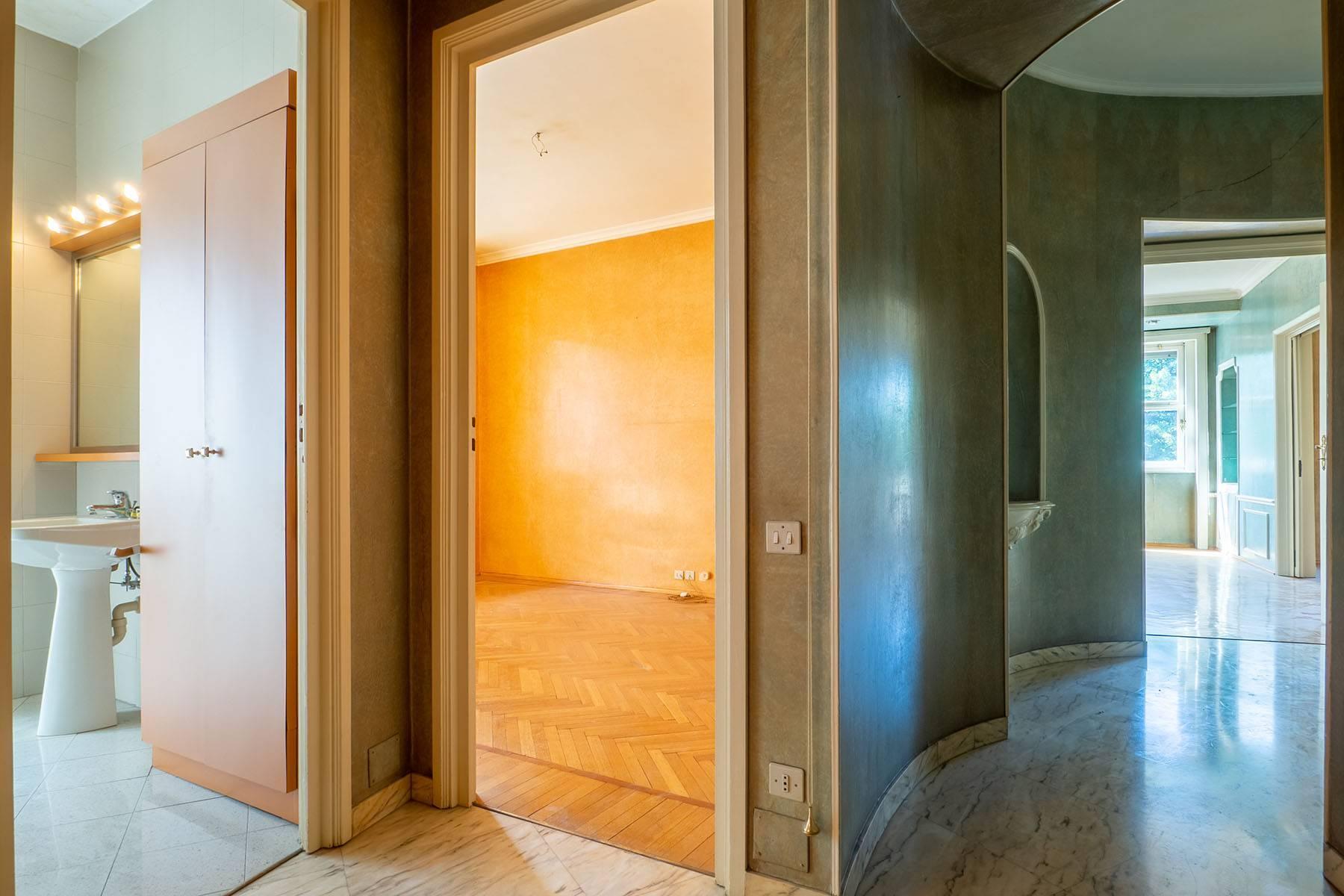 Luminoso appartamento in Piazza Adriano - 17