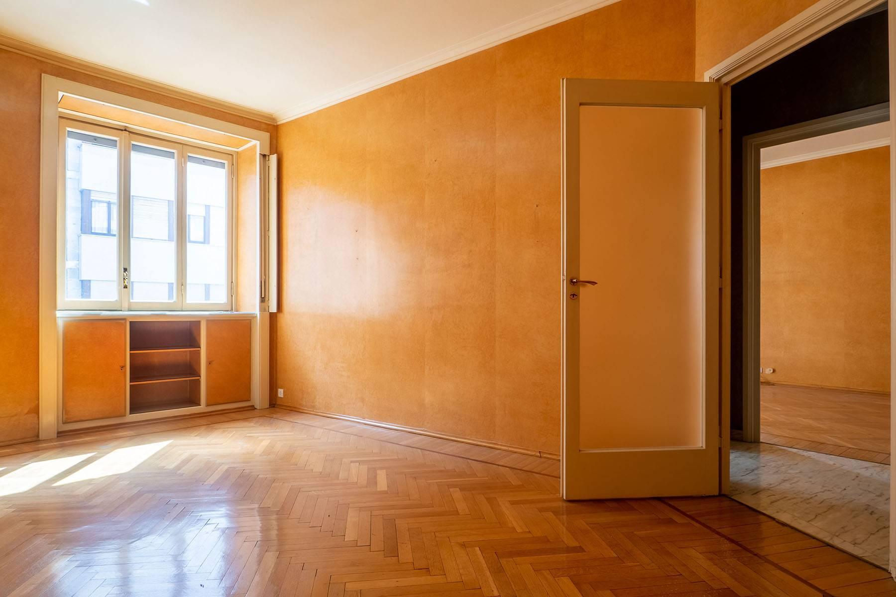 Luminoso appartamento in Piazza Adriano - 18
