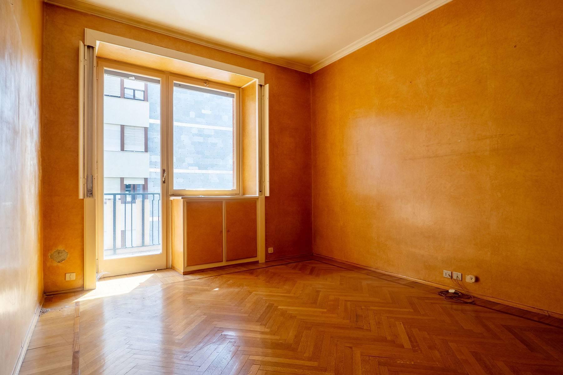 Luminoso appartamento in Piazza Adriano - 19