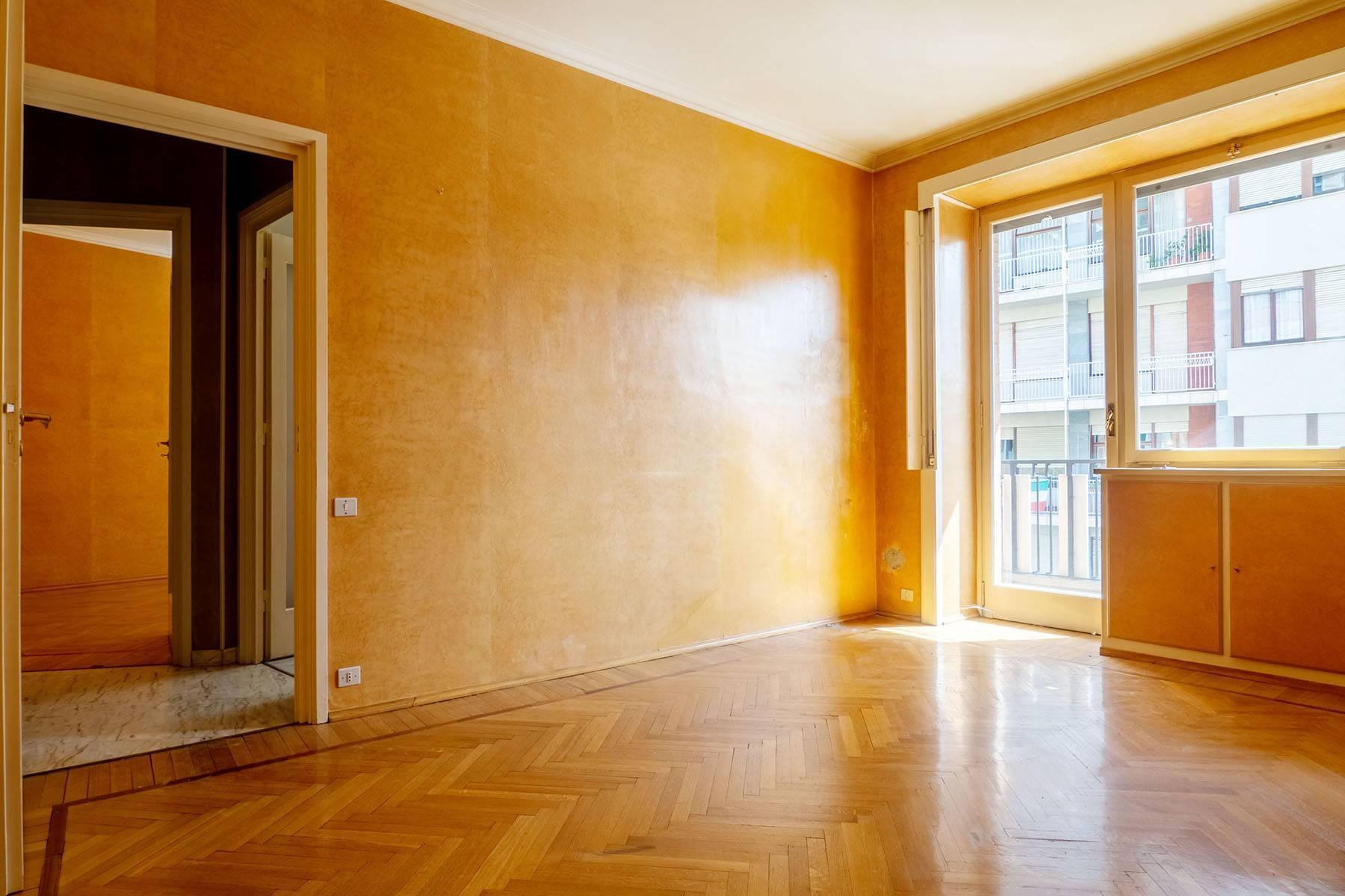 Luminoso appartamento in Piazza Adriano - 20