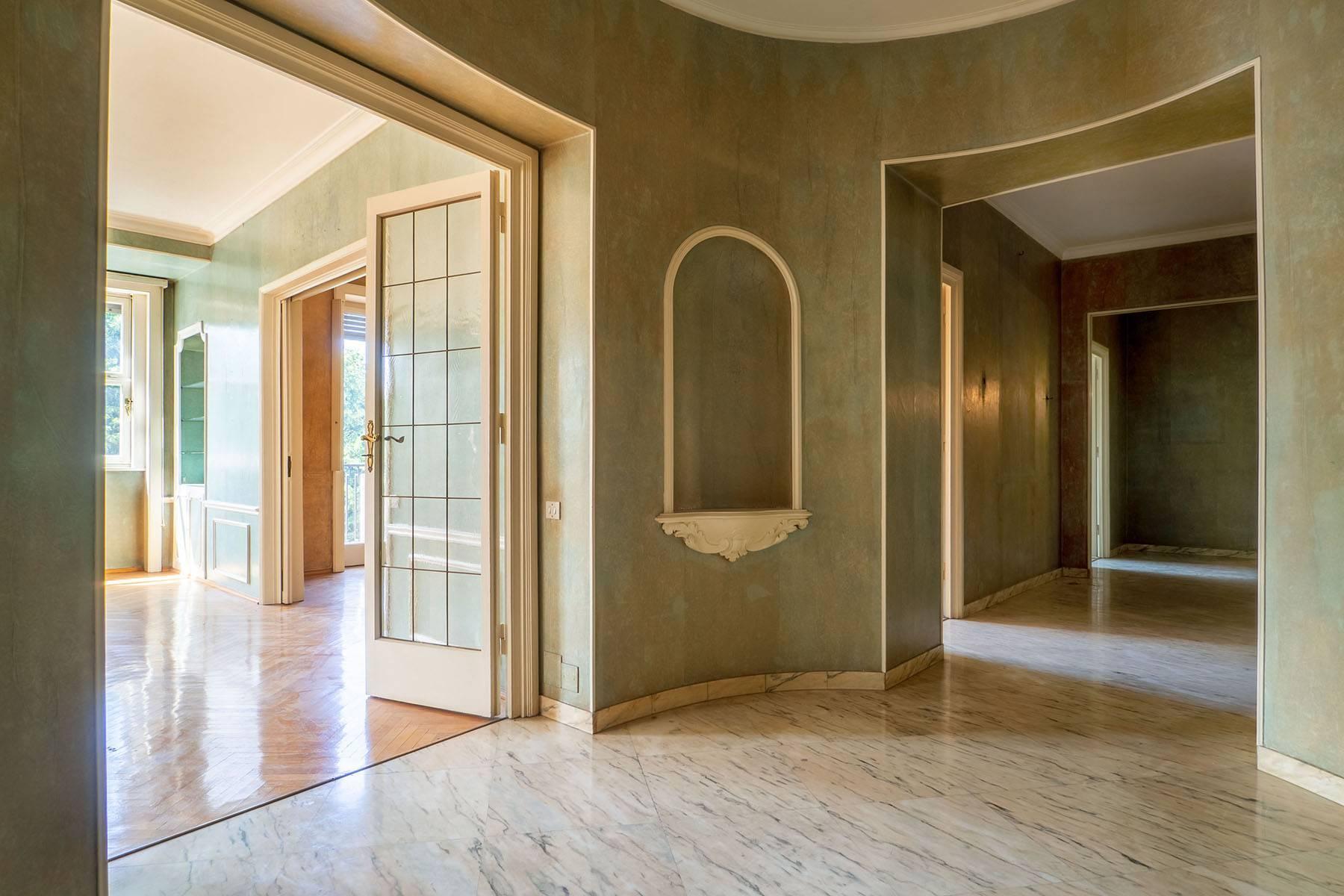 Luminoso appartamento in Piazza Adriano - 5
