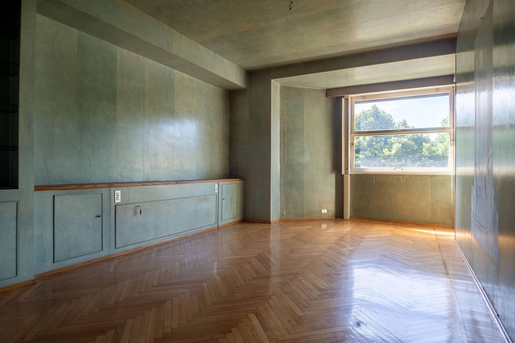 Luminoso appartamento in Piazza Adriano - 21