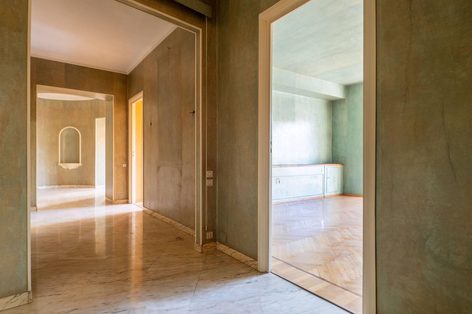 Luminoso appartamento in Piazza Adriano - 22