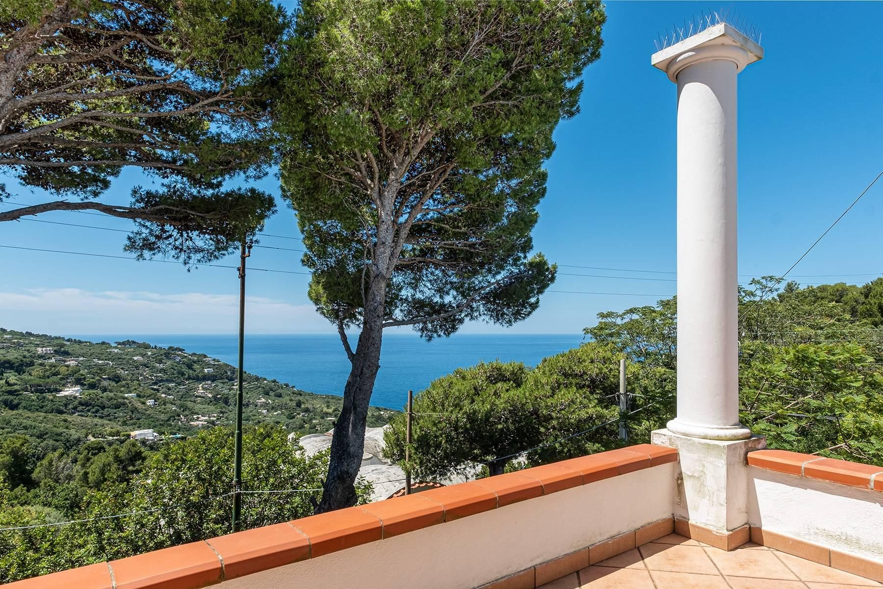 Charming villa with swimming pool in Anacapri - 15