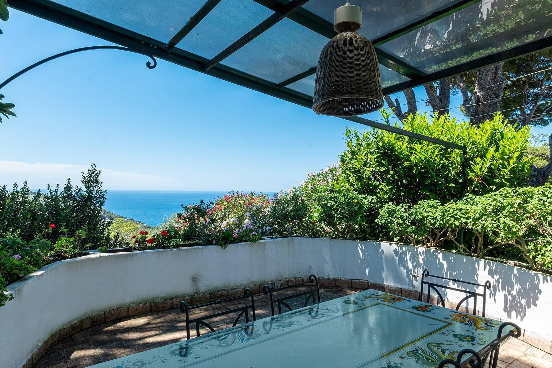 Charming villa with swimming pool in Anacapri - 11