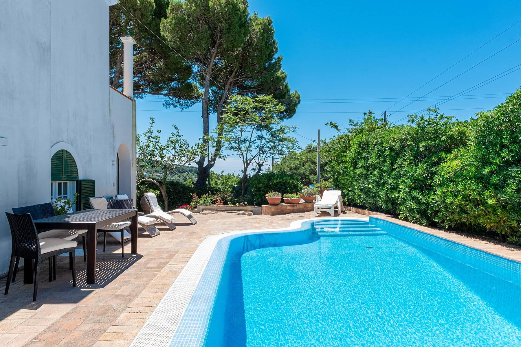 Charming villa with swimming pool in Anacapri - 4