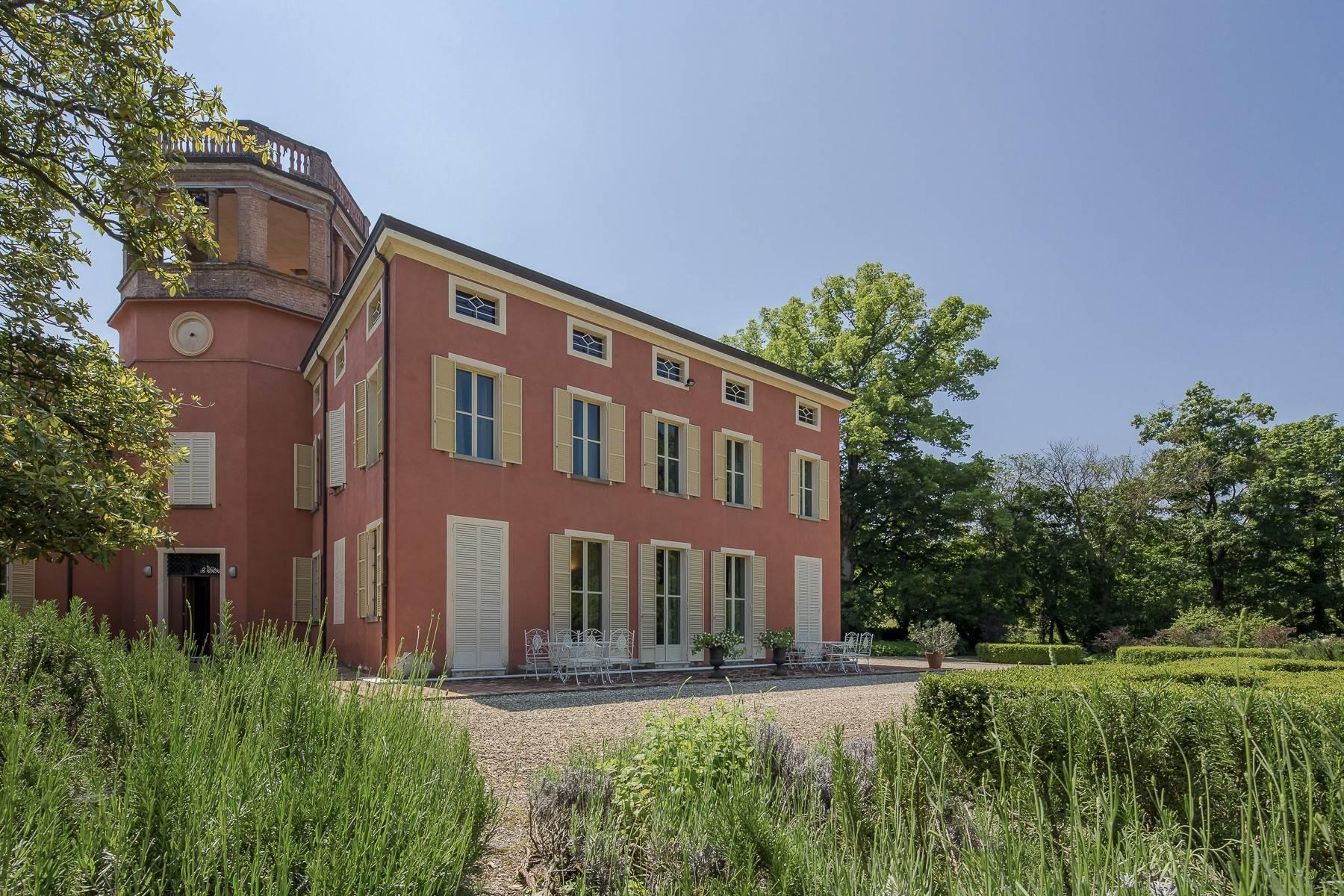 Delightful nineteenth century villa with park - 10