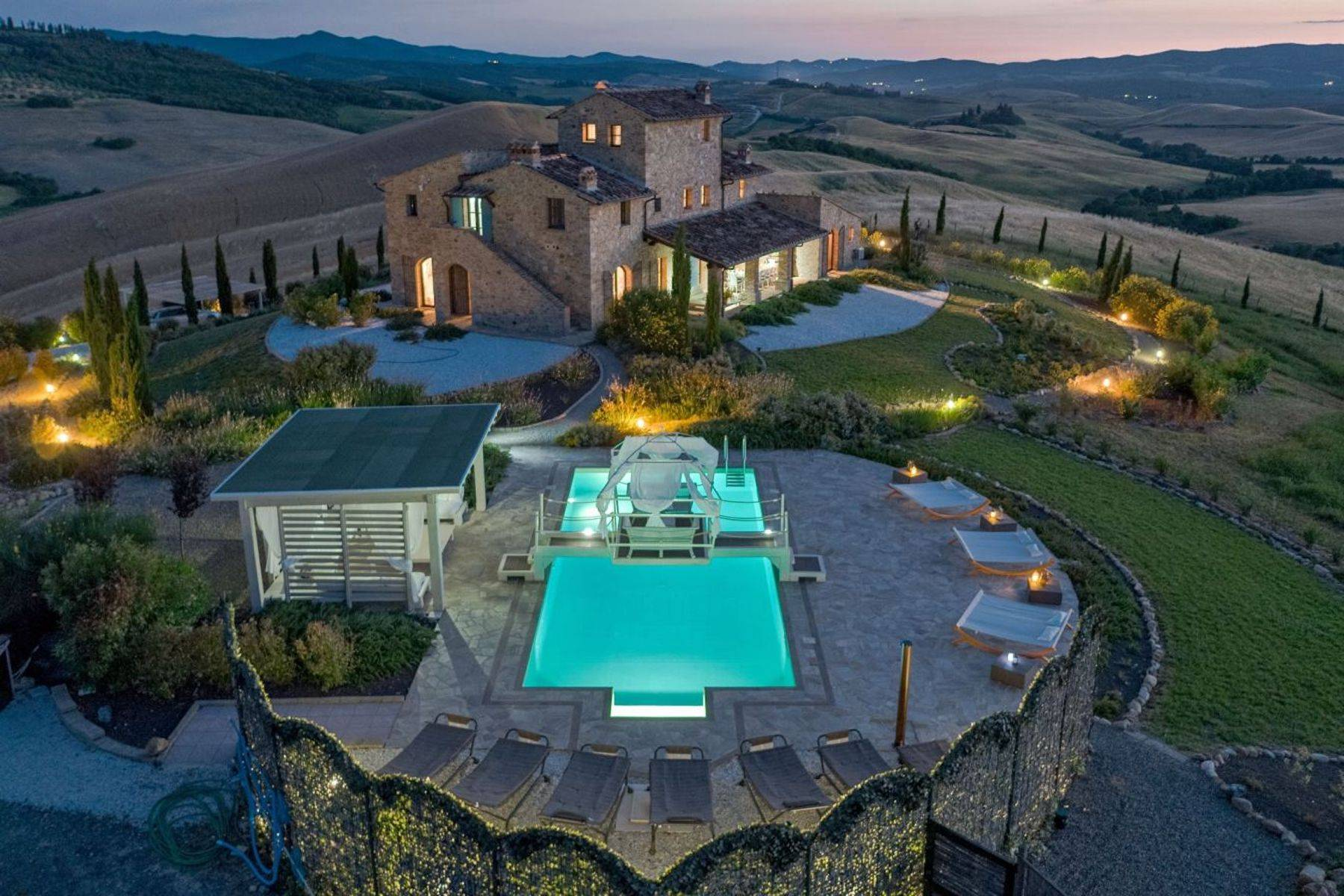 Beautifully restored villa in the heart of Volterra - 1