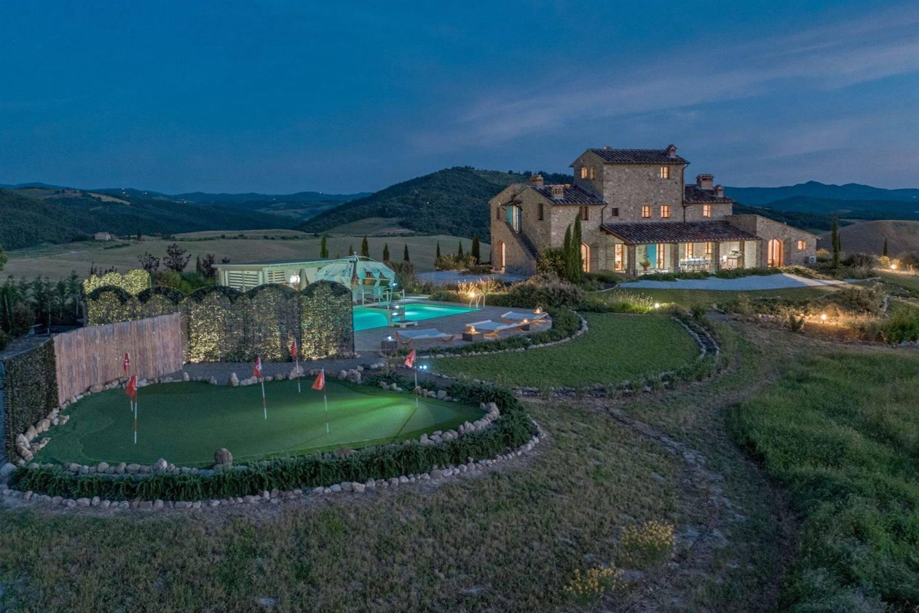 Beautifully restored villa in the heart of Volterra - 2