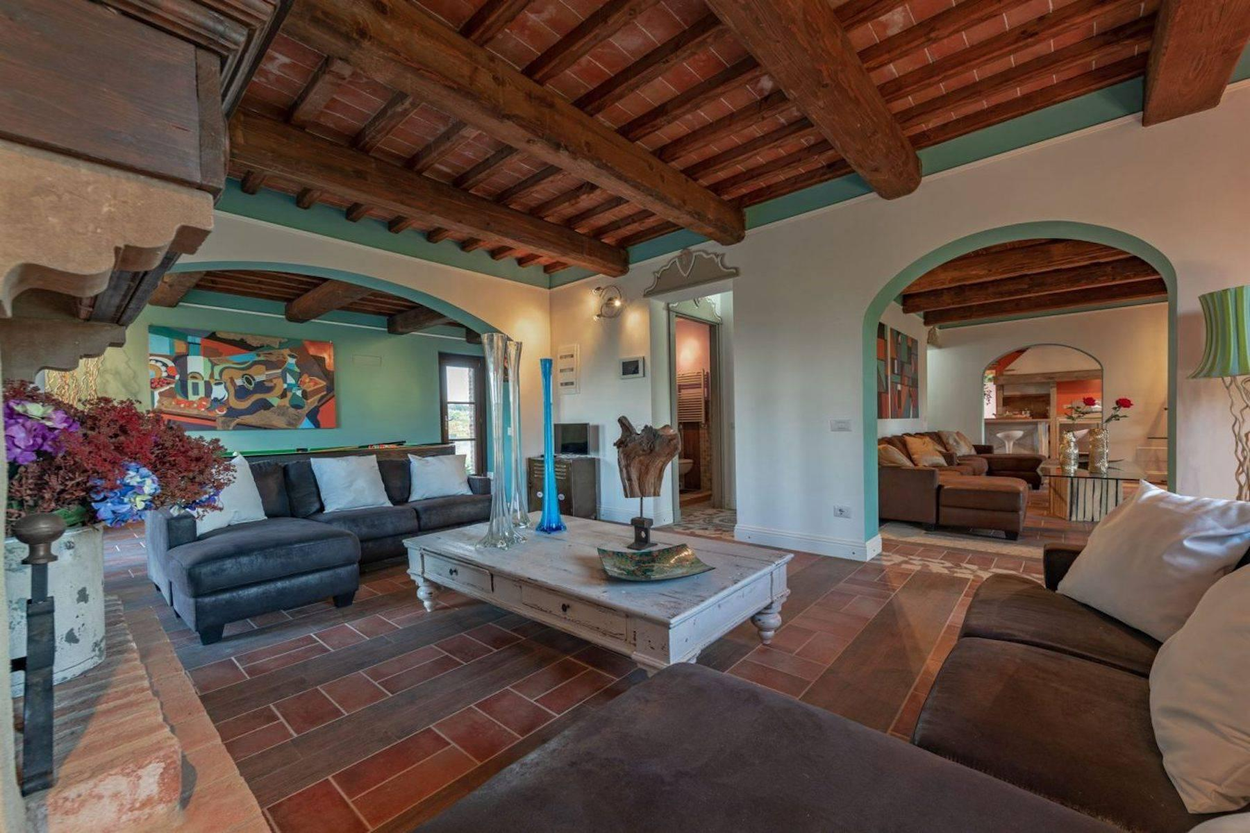 Beautifully restored villa in the heart of Volterra - 7