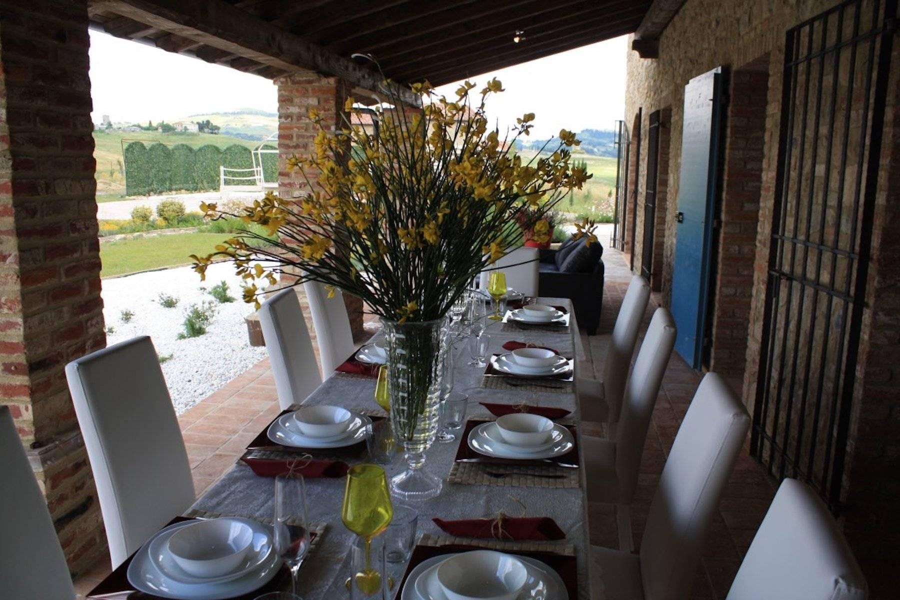 Beautifully restored villa in the heart of Volterra - 10
