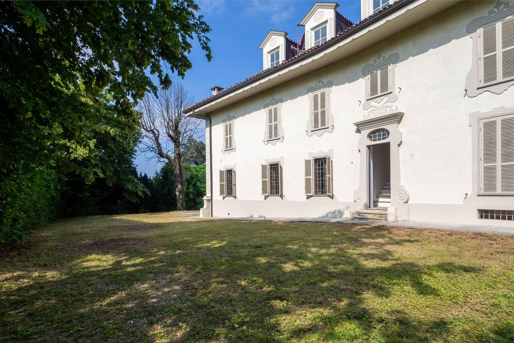 Historical villa with panoramic view of Turin - 1