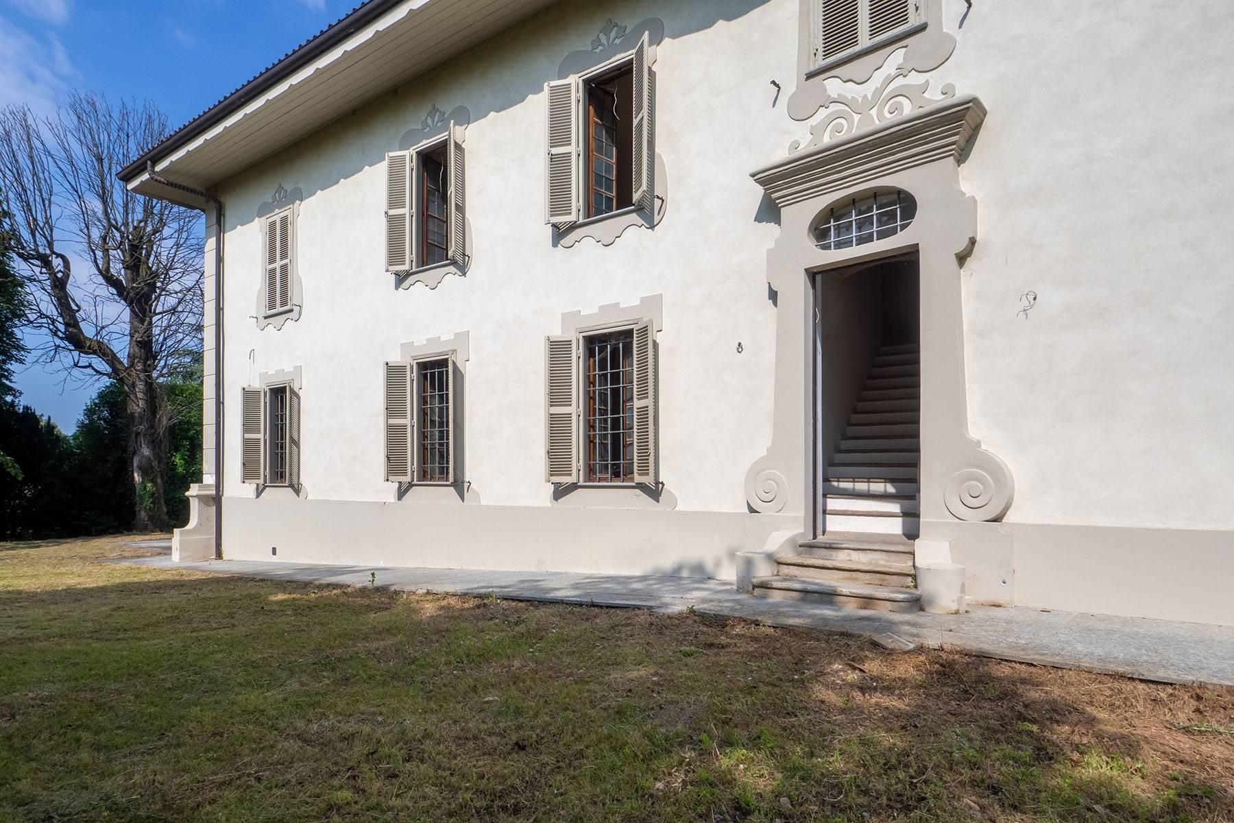 Villa storica con vista panoramica su Torino - 3
