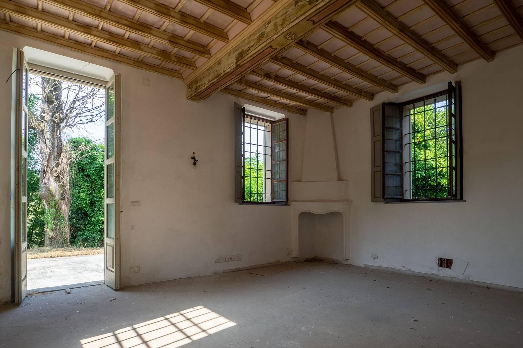 Historical villa with panoramic view of Turin - 11