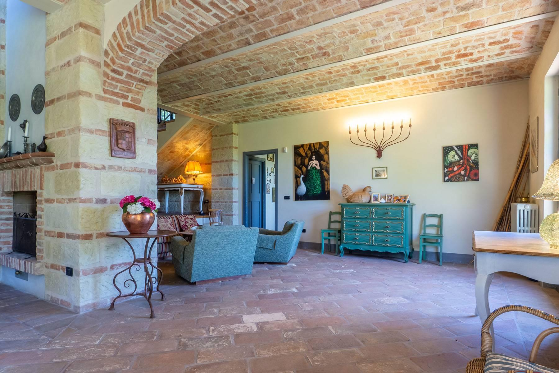 Charming farmhouse set in the green hills of Monferrato - 3