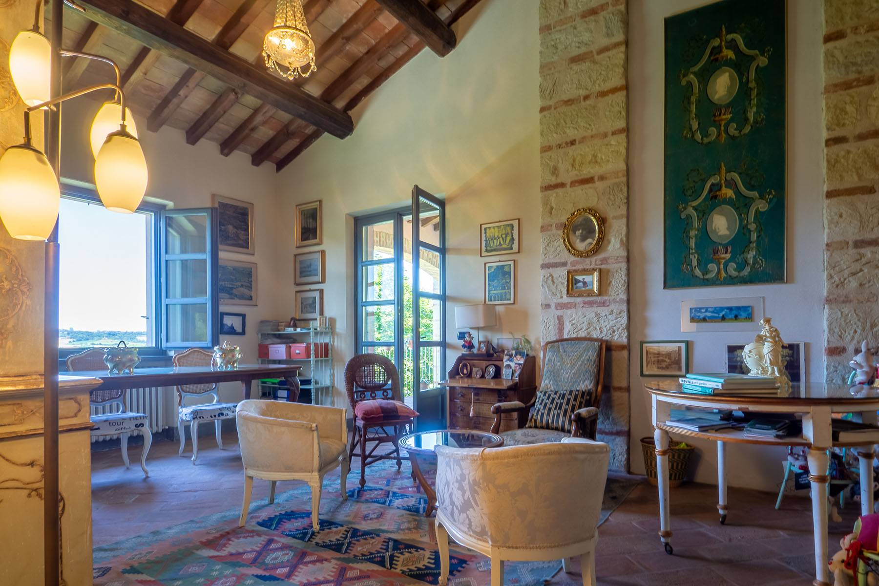 Charming farmhouse set in the green hills of Monferrato - 14