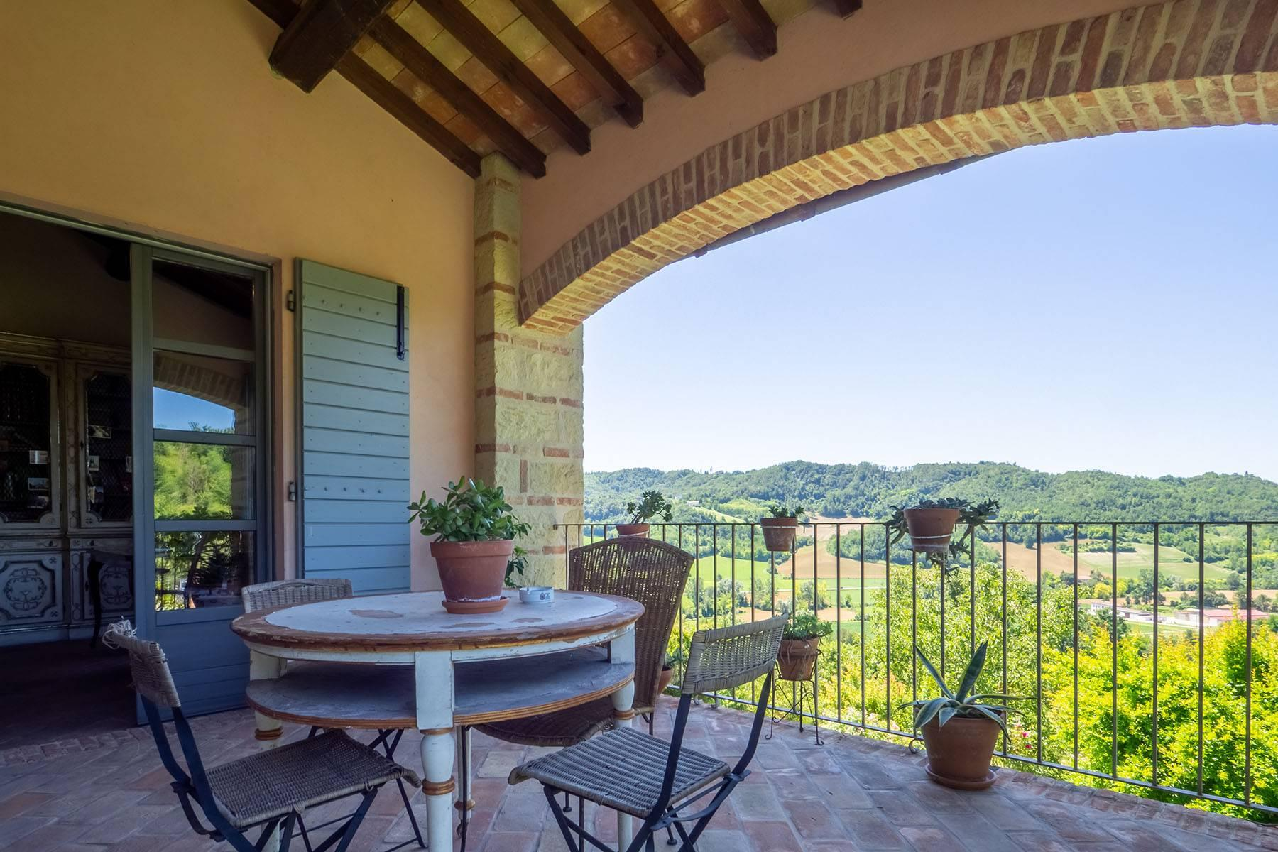 Charming farmhouse set in the green hills of Monferrato - 12
