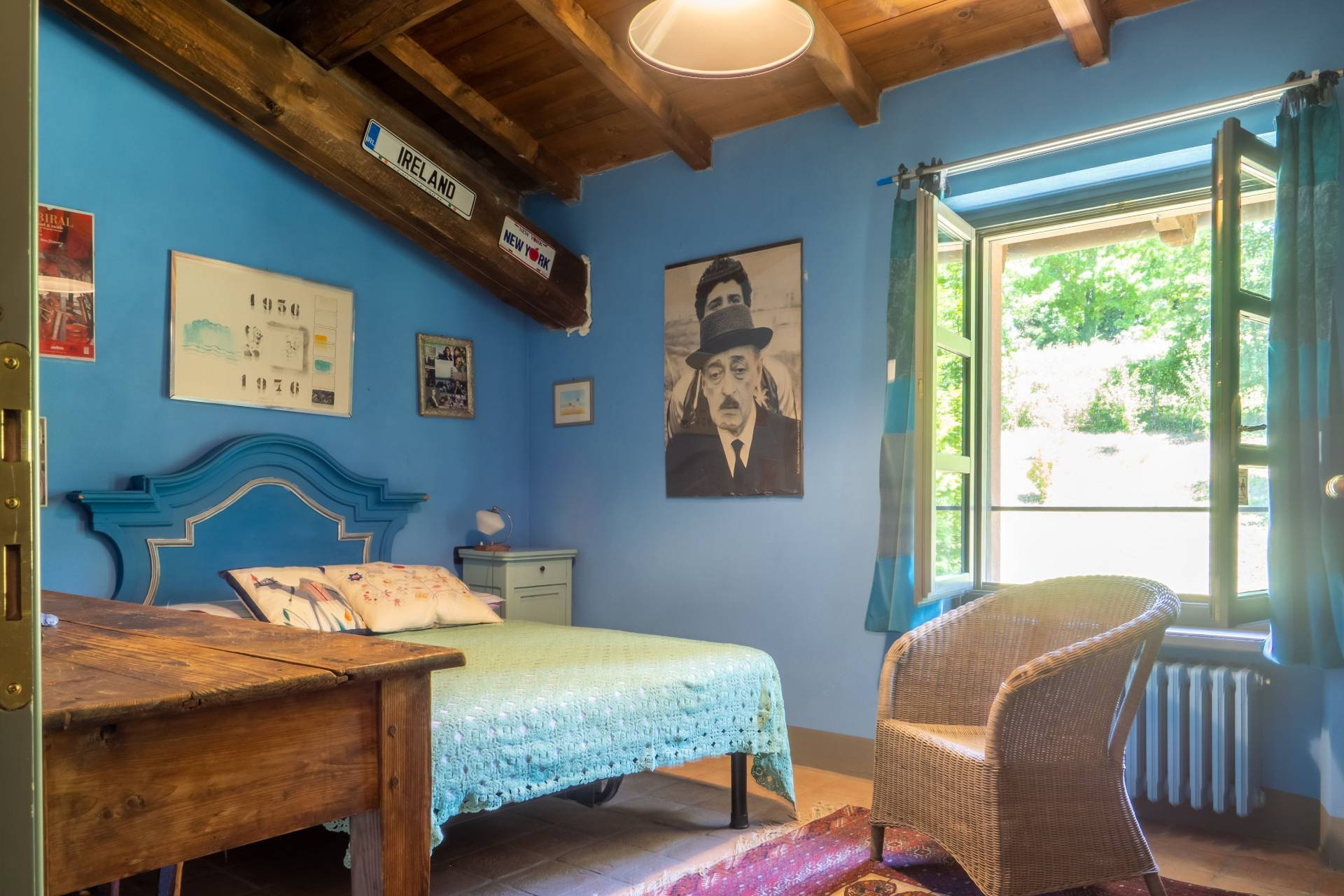 Charming farmhouse set in the green hills of Monferrato - 11