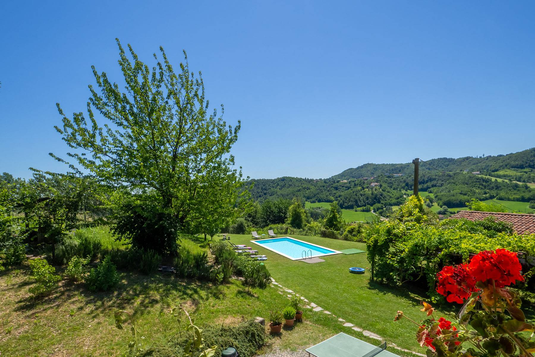 Charming farmhouse set in the green hills of Monferrato - 23