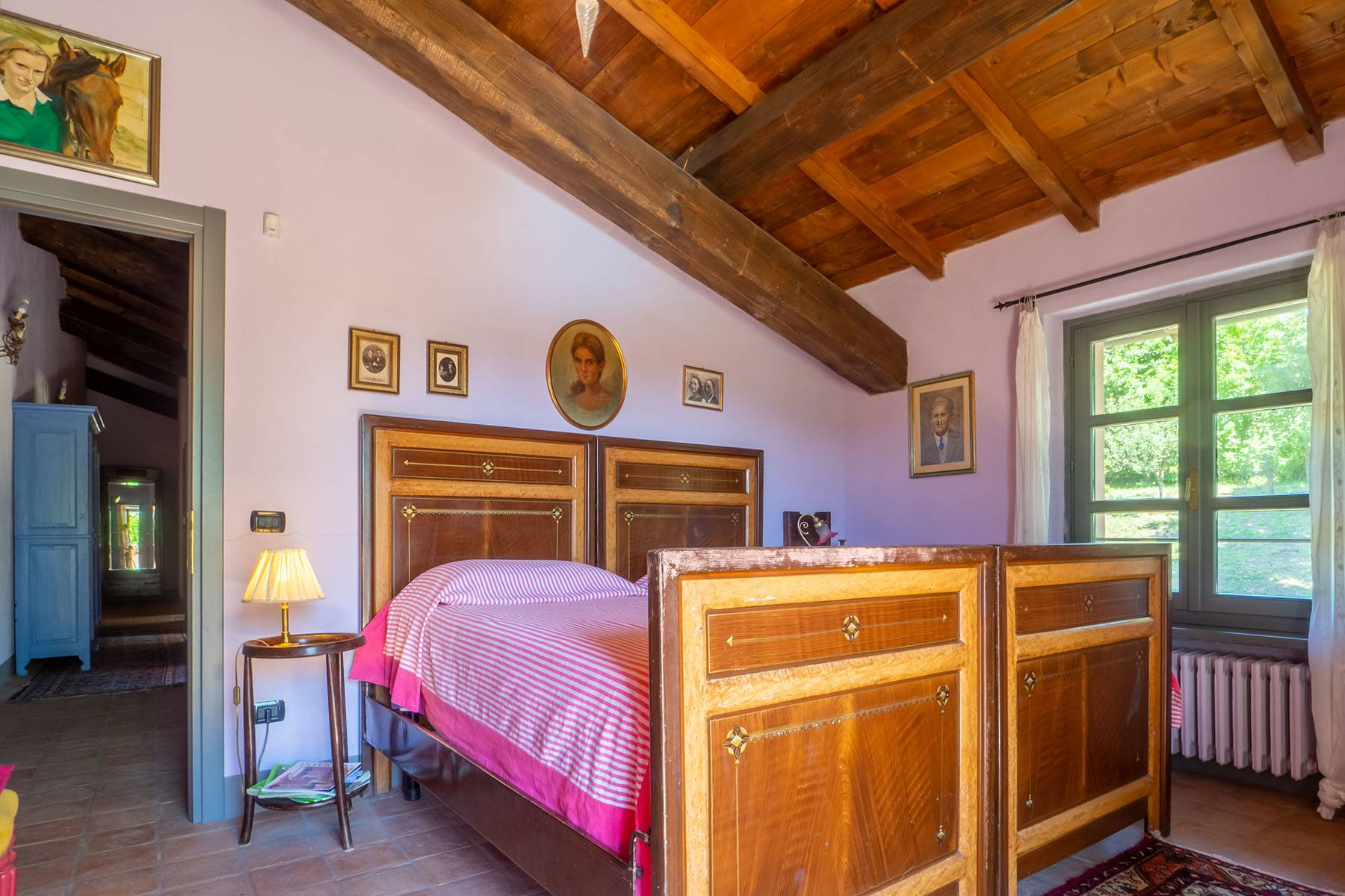 Charming farmhouse set in the green hills of Monferrato - 20