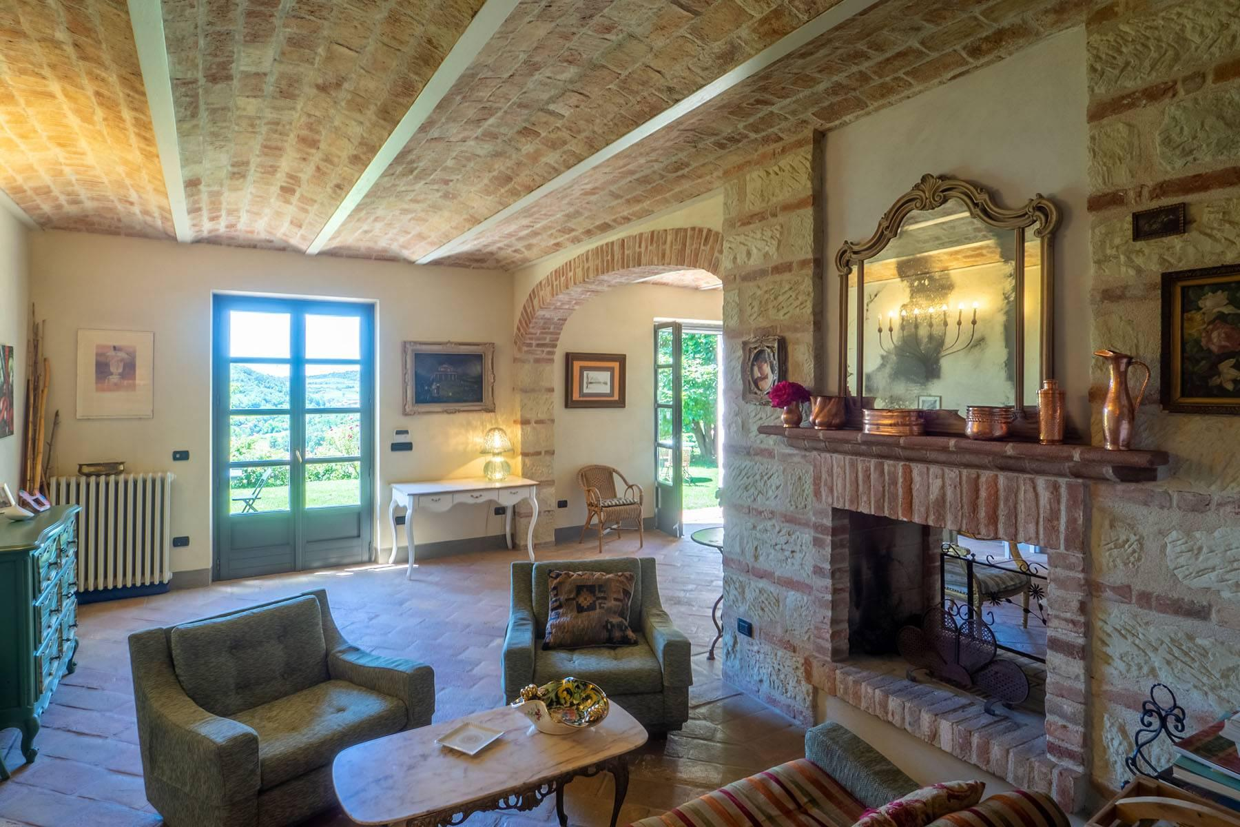 Charming farmhouse set in the green hills of Monferrato - 6