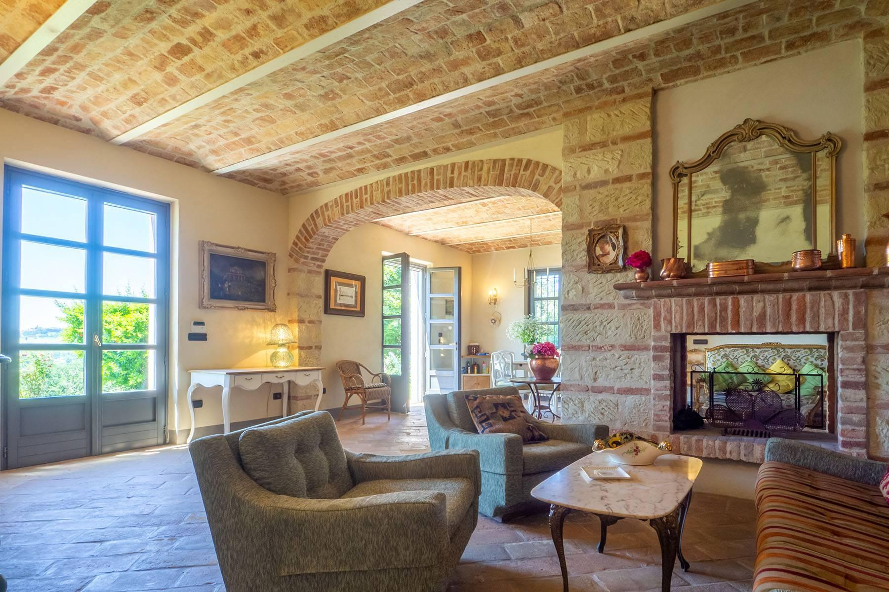 Charming farmhouse set in the green hills of Monferrato - 8