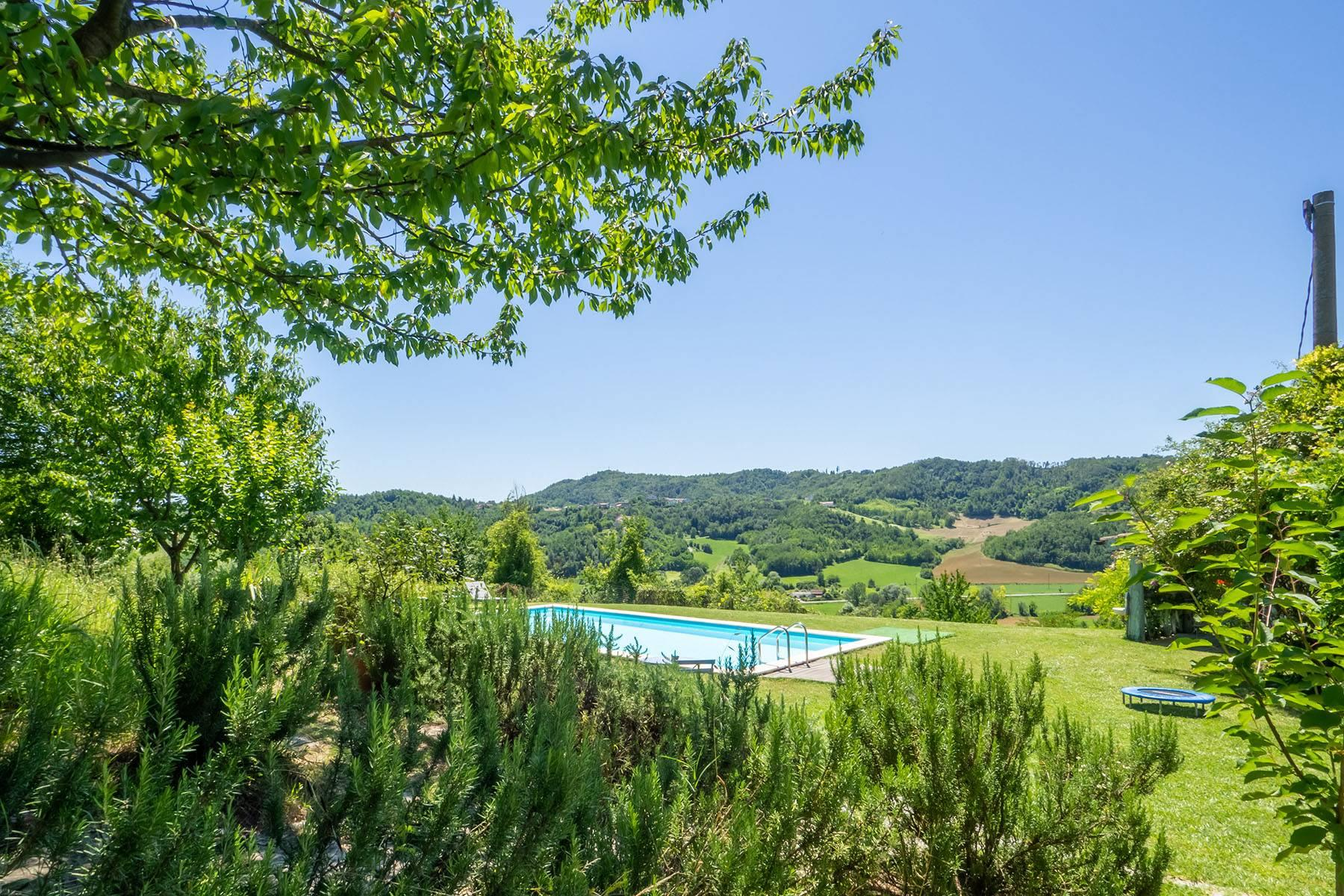 Charming farmhouse set in the green hills of Monferrato - 26