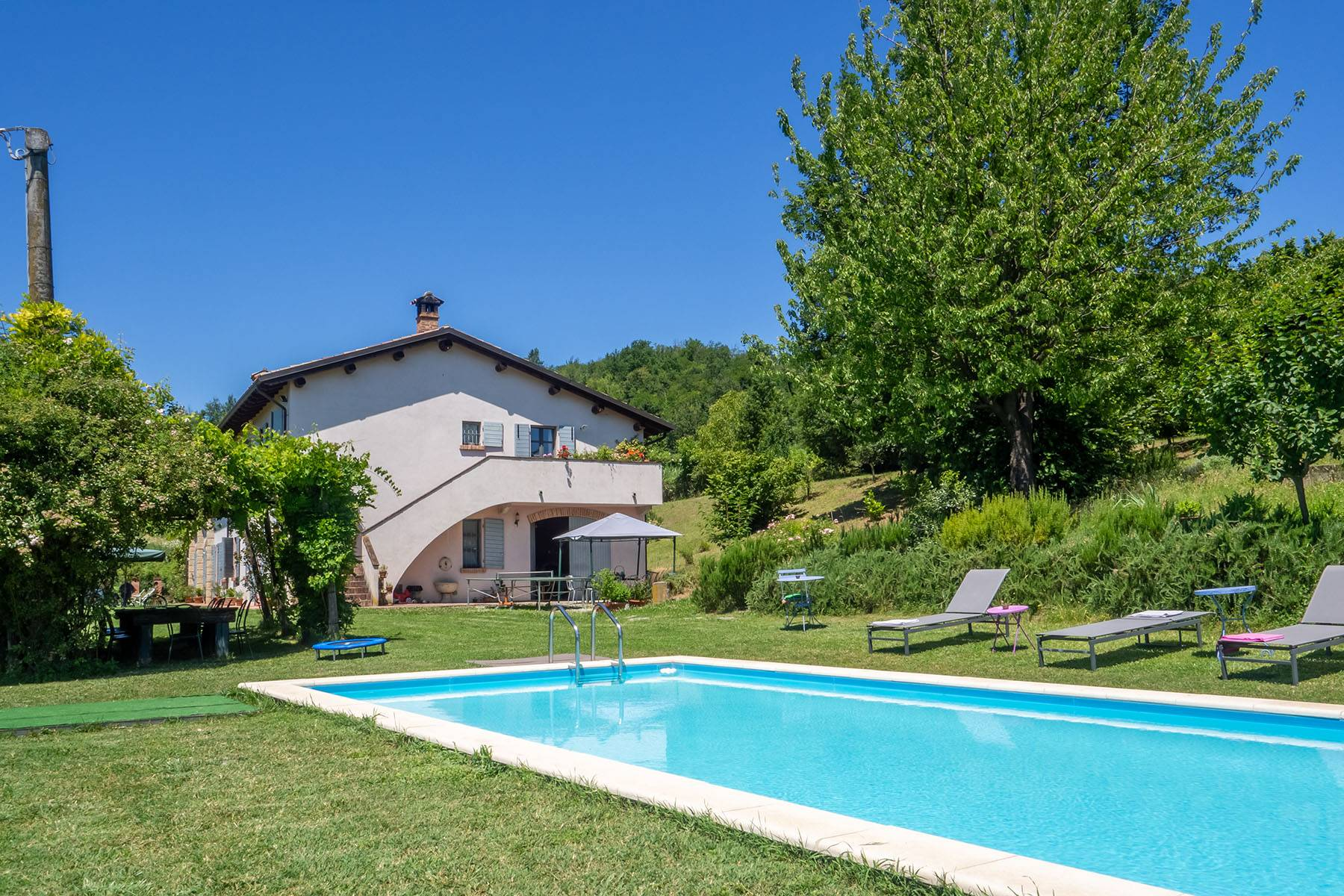Charming farmhouse set in the green hills of Monferrato - 13