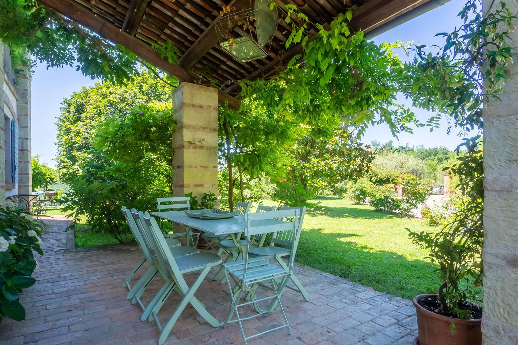 Charming farmhouse set in the green hills of Monferrato - 24