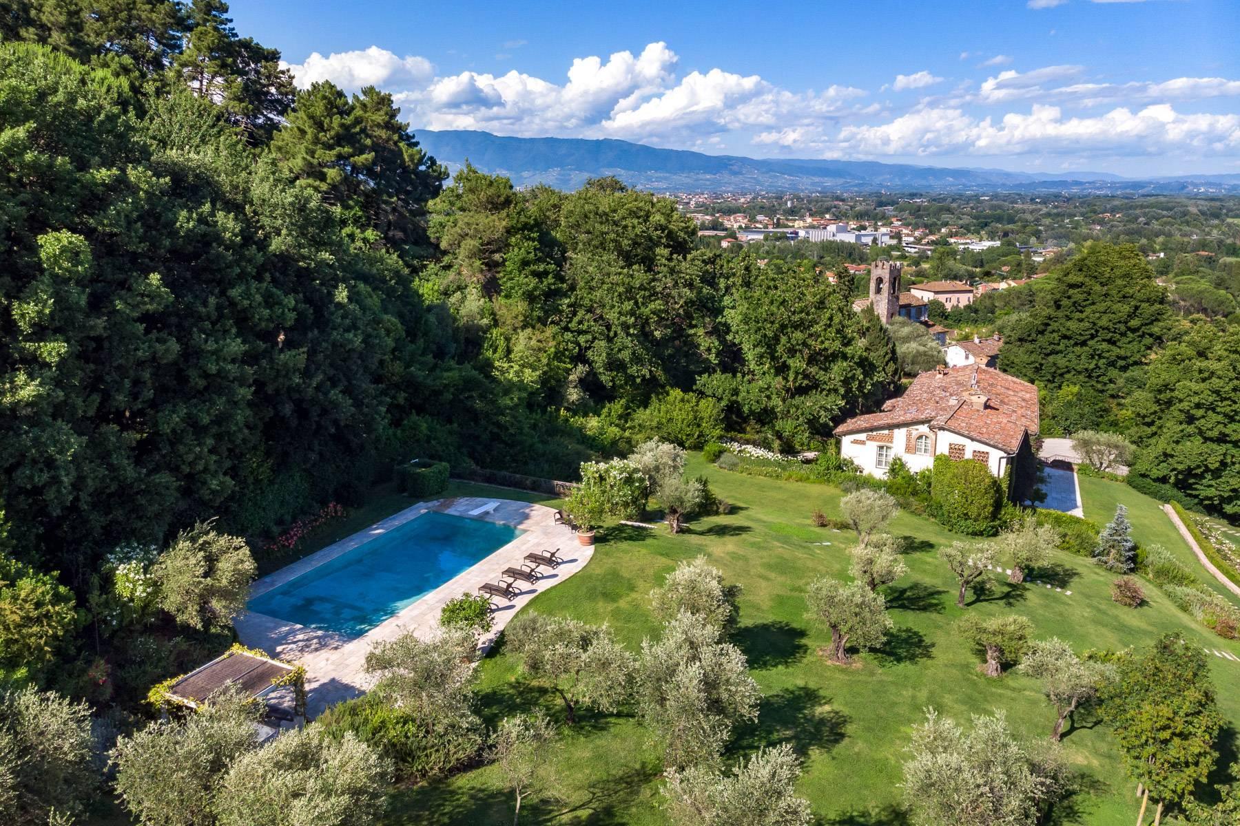 Majestätische Luxusvilla in Lucca - 12