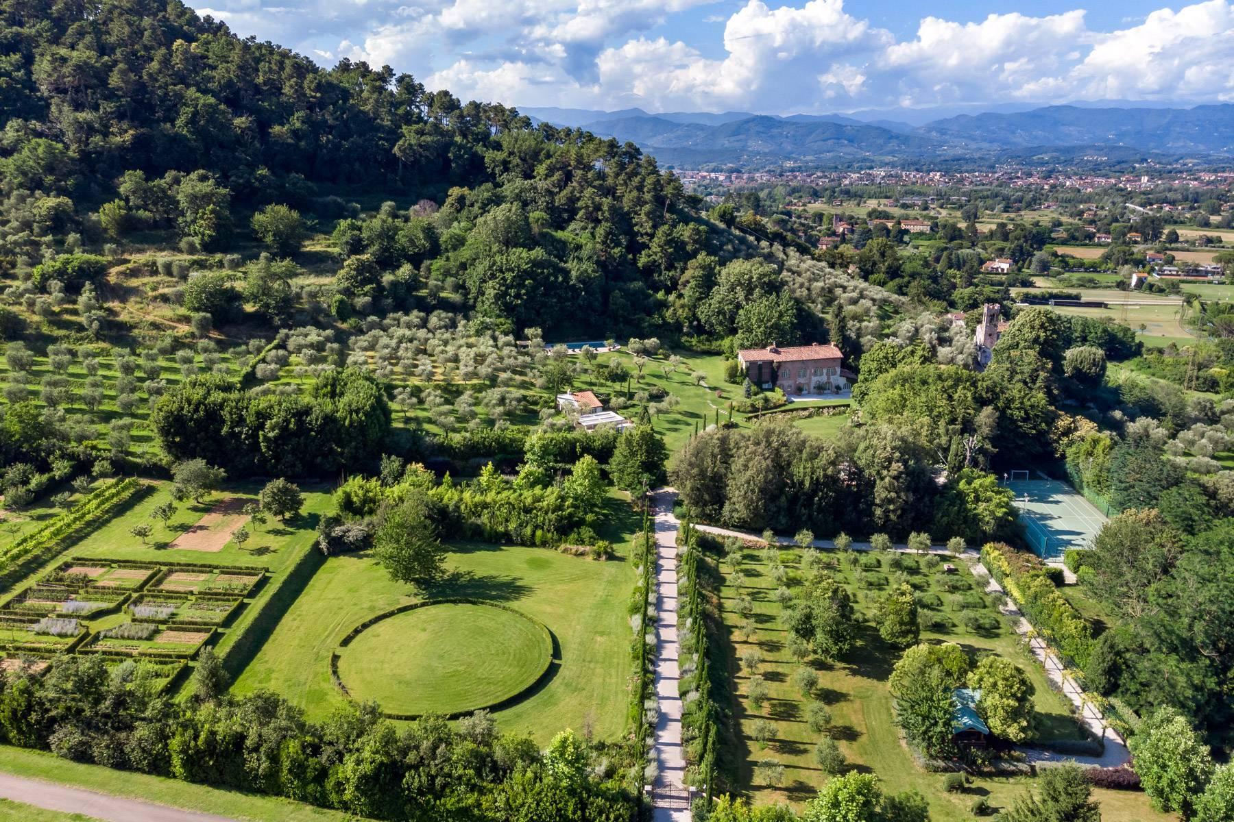 Majestätische Luxusvilla in Lucca - 13