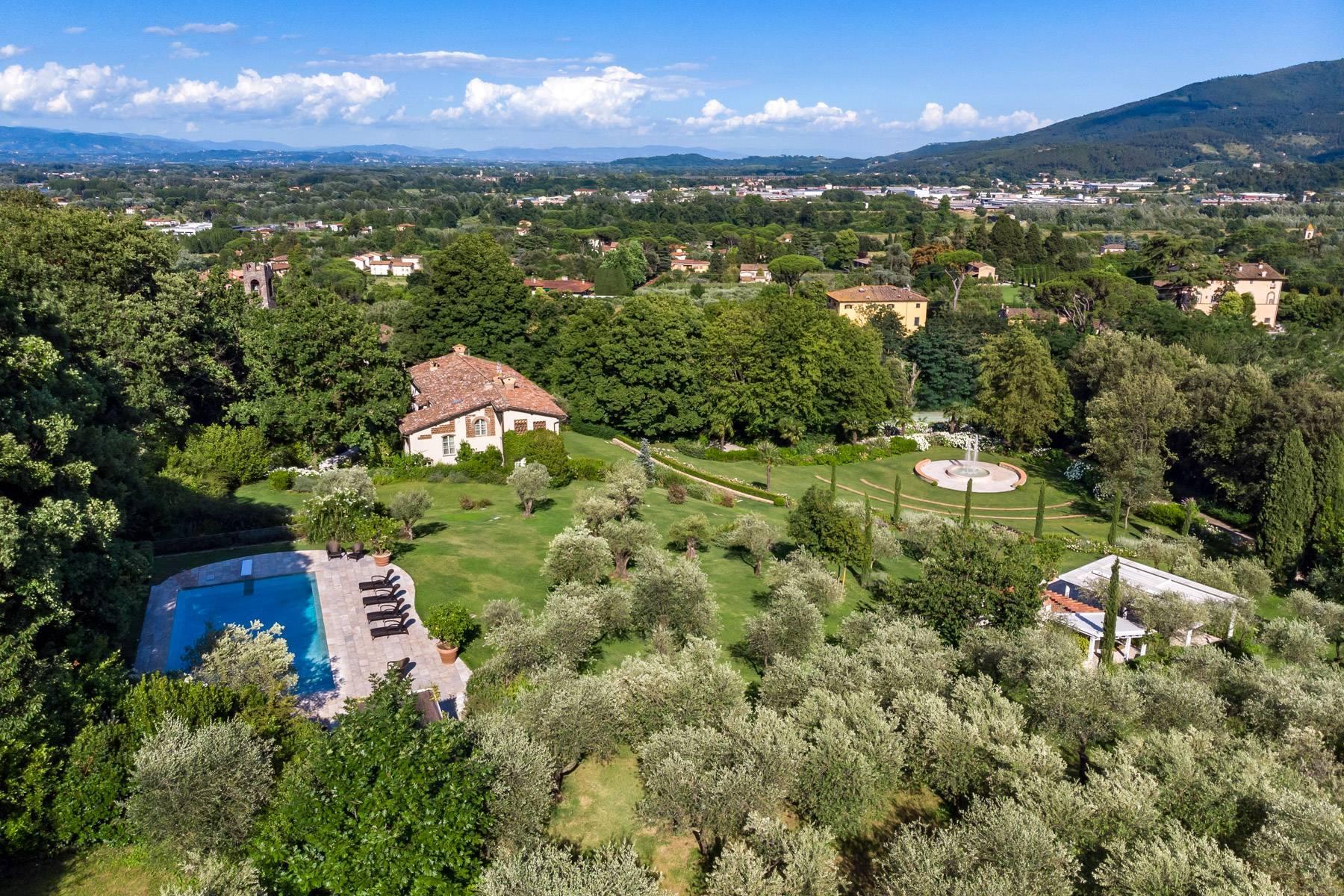 Majestätische Luxusvilla in Lucca - 21