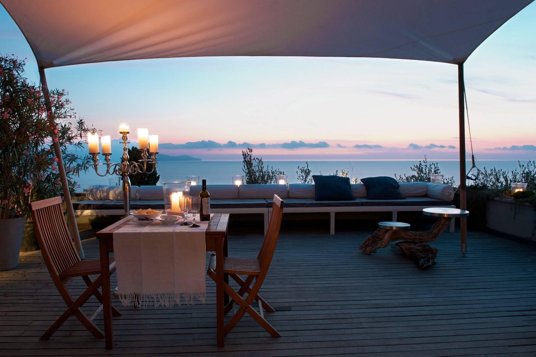 Majestueuse villa contemporaine entre ciel et mer - 8