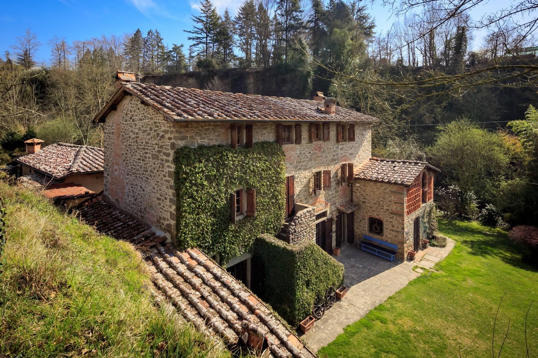 Antico Mulino del XV° secolo Immerso nel verde della Toscana - 2
