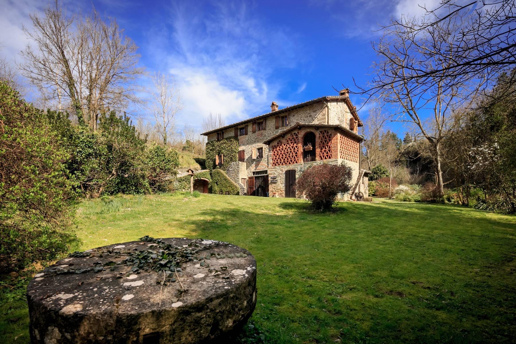 Antico Mulino del XV° secolo Immerso nel verde della Toscana - 3