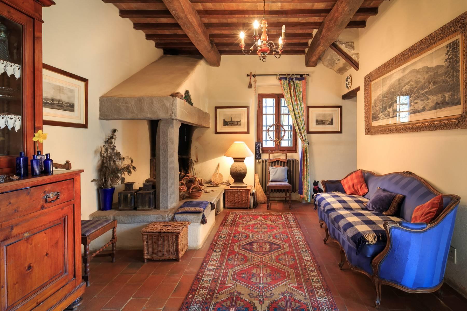 Antico Mulino del XV° secolo Immerso nel verde della Toscana - 6