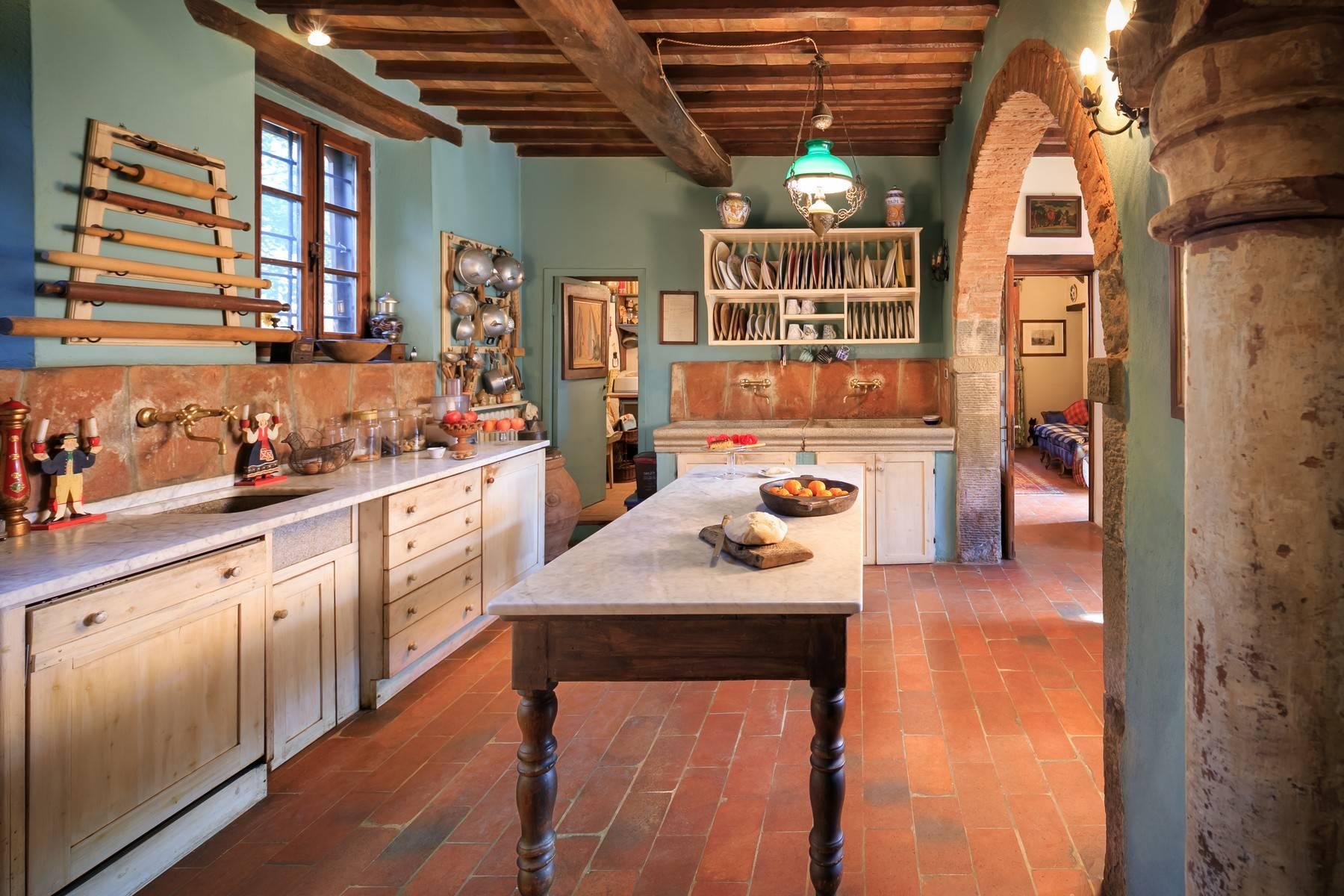 Antico Mulino del XV° secolo Immerso nel verde della Toscana - 9