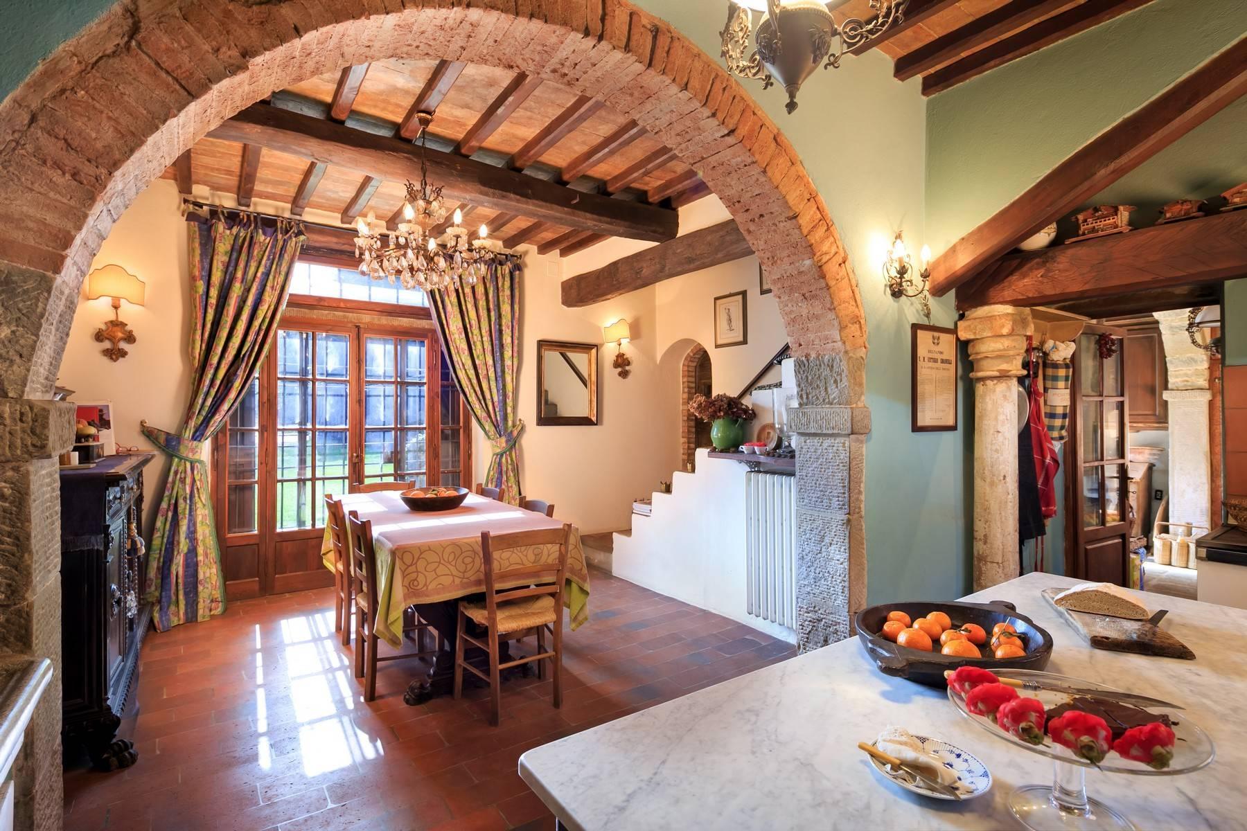 Antico Mulino del XV° secolo Immerso nel verde della Toscana - 10