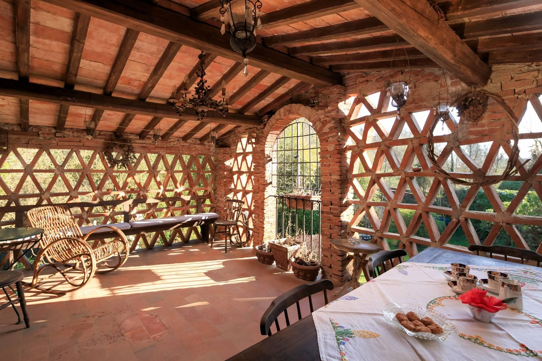 Antico Mulino del XV° secolo Immerso nel verde della Toscana - 19