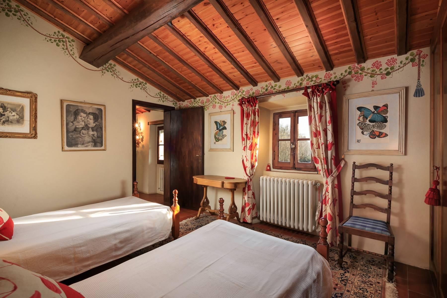 Antico Mulino del XV° secolo Immerso nel verde della Toscana - 13
