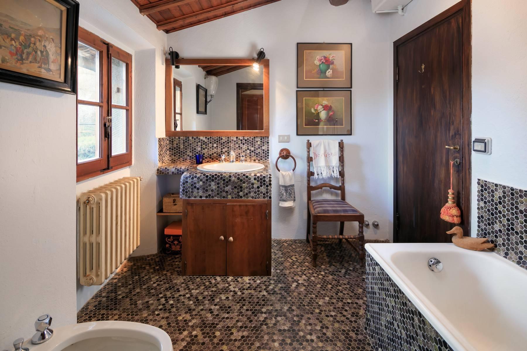 Antico Mulino del XV° secolo Immerso nel verde della Toscana - 18