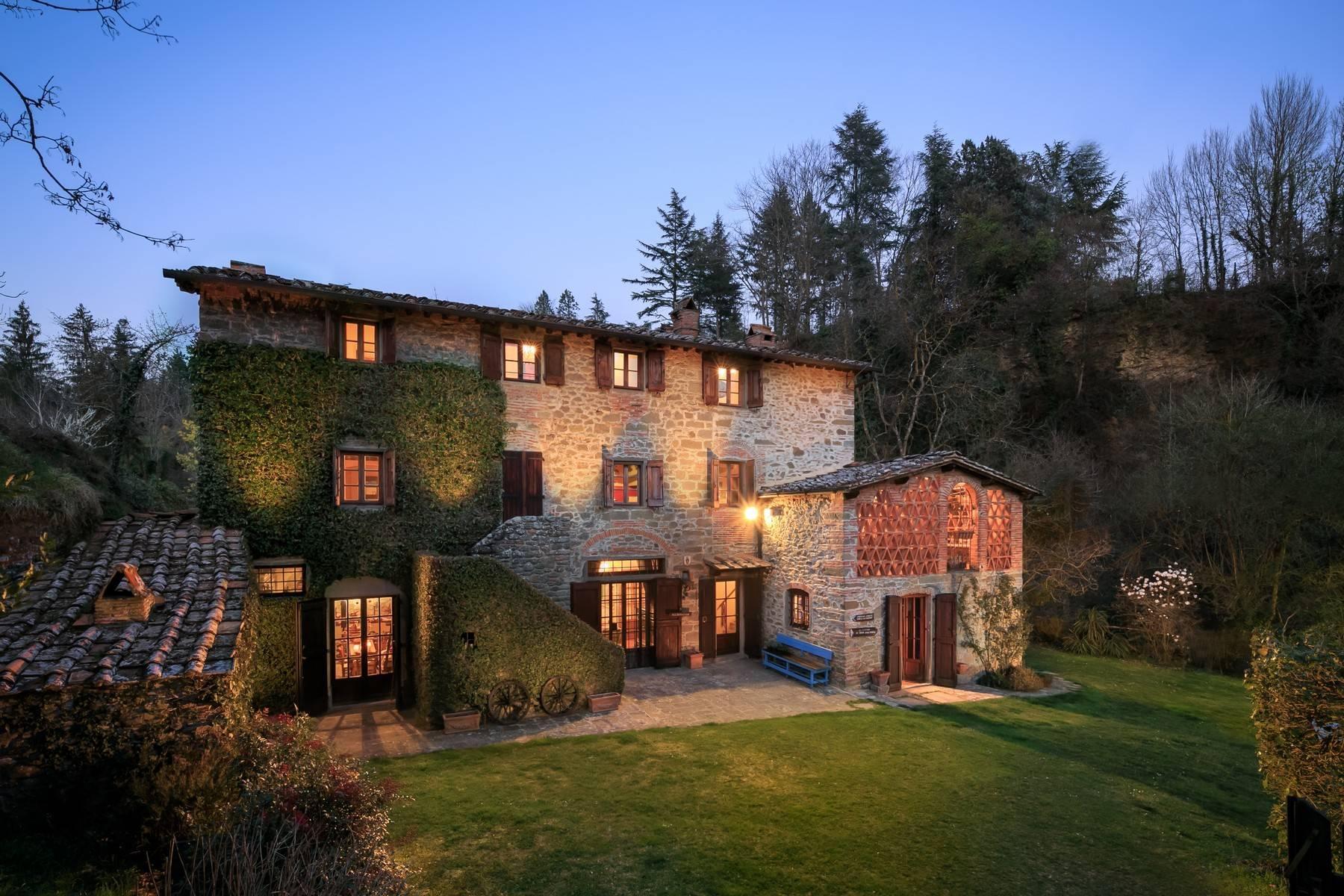 Antico Mulino del XV° secolo Immerso nel verde della Toscana - 1