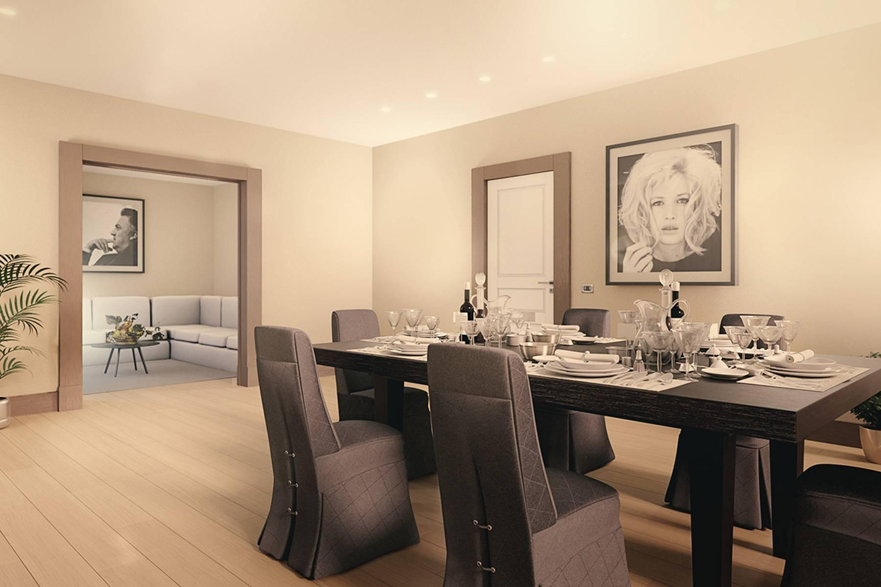 Spanish Steps luxury turnkey apartment - 6