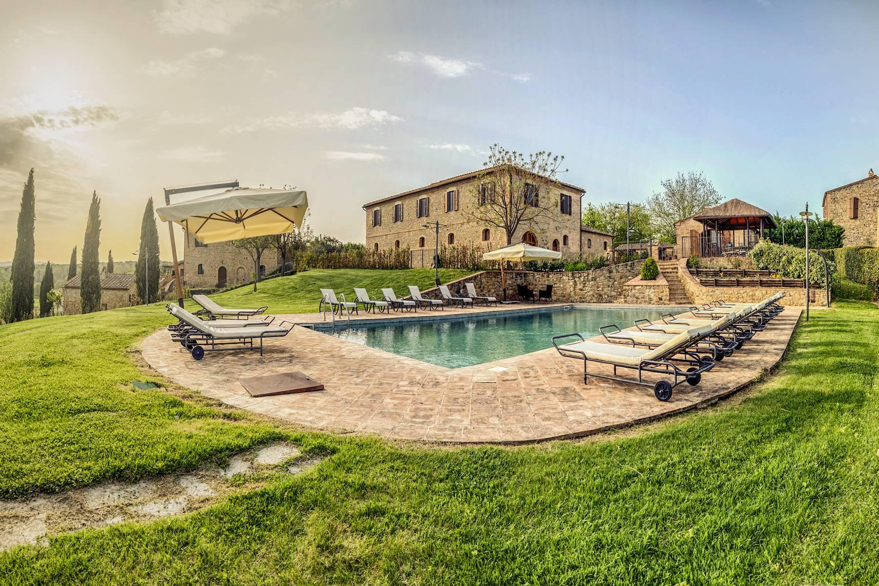 Exclusive property close to Siena - 2