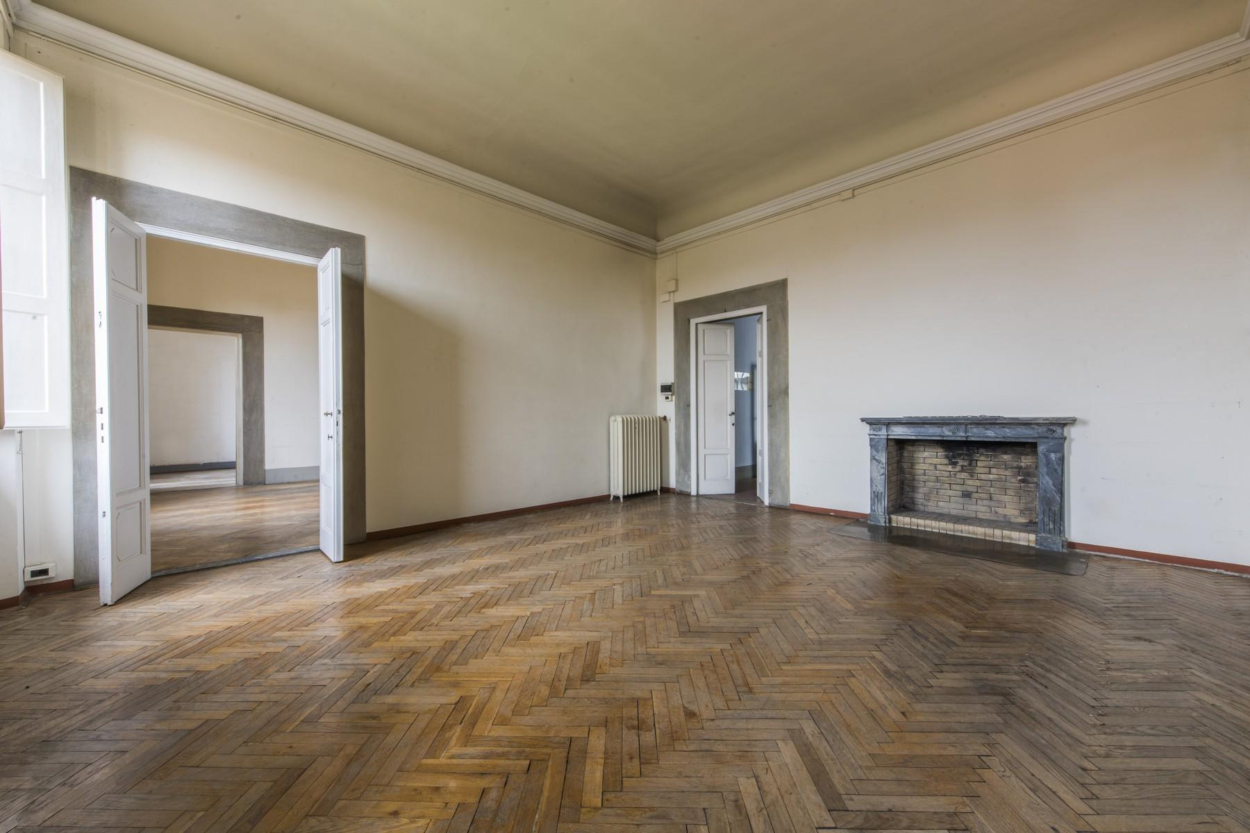 Великолепный пентхаус площадью 520 кв.м в историческом флорентийском палаццо - 5